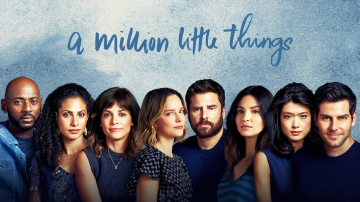 A Million Little Things - Episode 3.13 - listen - Promo, Promotional Photos + Press Release