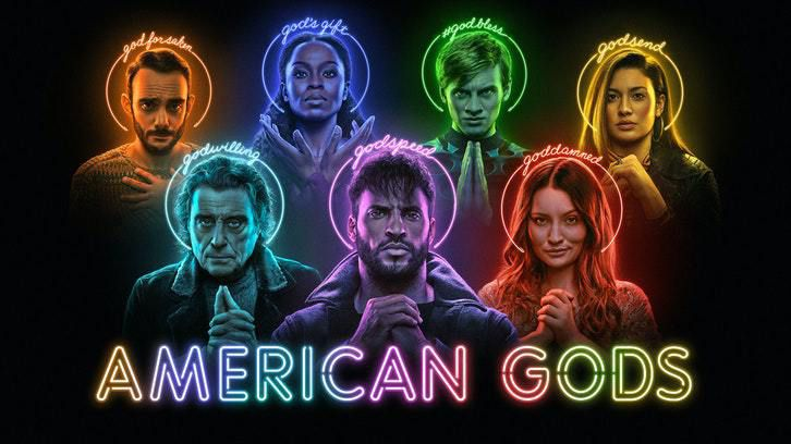 American Gods - Episode 3.08 - The Rapture of Burning - Press Release + Promo