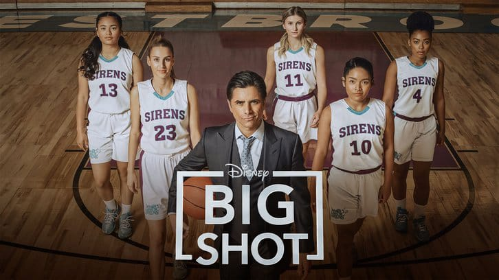 Big Shot - Season 1 - Open Discussion + Poll