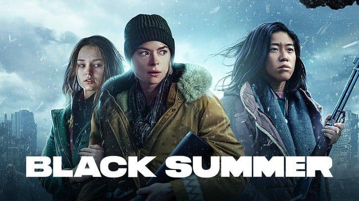 Black Summer - Season 2 - Teaser Promos + Release Date