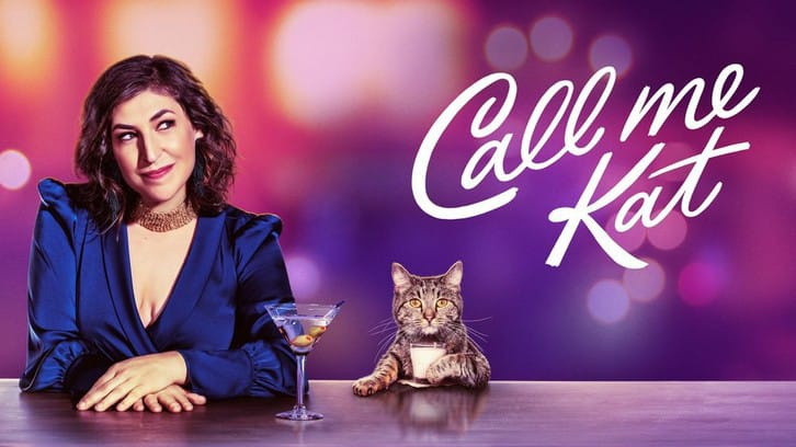 Call Me Kat - Episode 1.13 - Cat-A-Versary (Season Finale) - Press Release