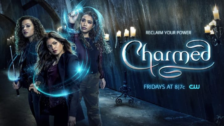"Charmed - No Hablo Brujeria - Review: ""Poder Magico"""
