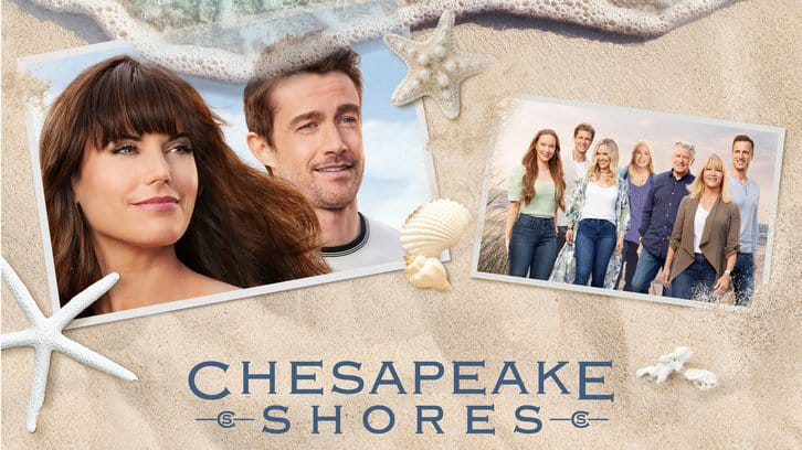 Chesapeake Shores - Episode 5.07 - What's New? - Press Release