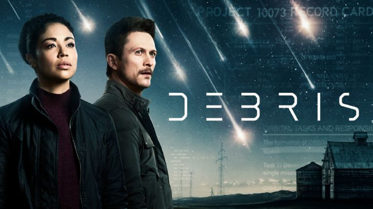 Debris - Episode 1.13 - Celestial Body (Season Finale) - Promo + Press Release