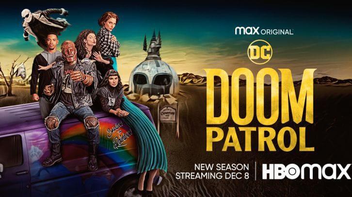 Doom Patrol - Season 3 - Open Discussion + Poll