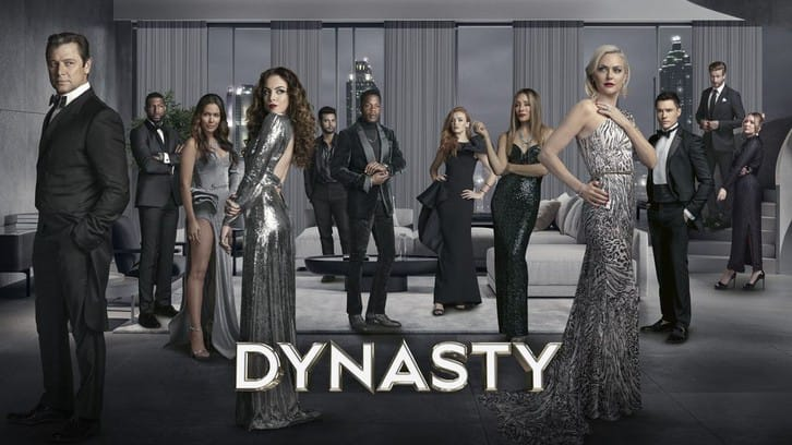 Dynasty - Episode 4.01 - That Unfortunate Dinner - Press Release