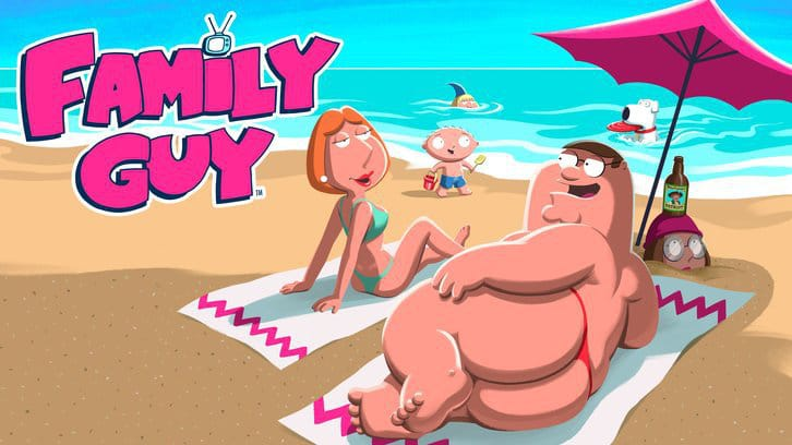 Family Guy - Episode 19.19 - Family Cat - Press Release