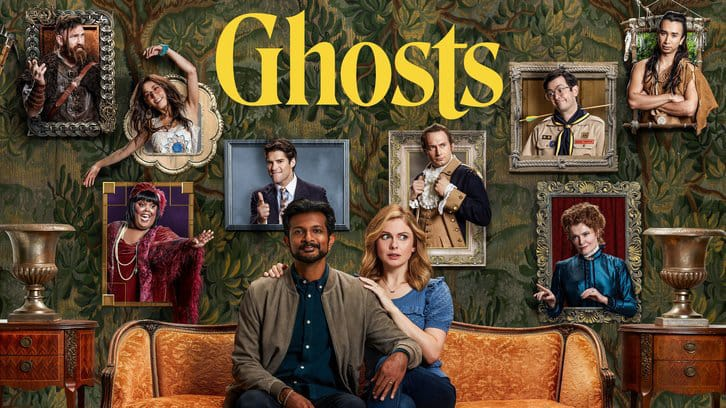 Ghosts - Episode 1.05 - Welcome To The Haunting - Promo + Press Release