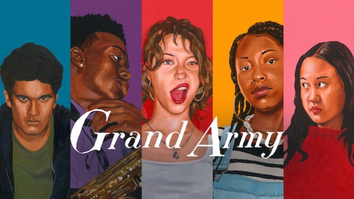 Grand Army - Cancelled by Netflix after 1 Season