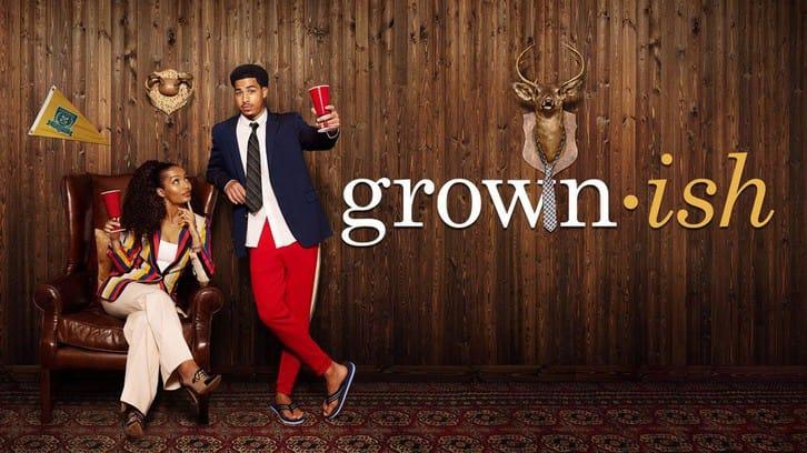 Grown-Ish - Episode 4.01 - Ugh, Those Feels Again - Press Release