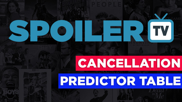 SpoilerTV Broadcast Cancellation Predictor Table 2020/21 *Updated 8th May 2021*
