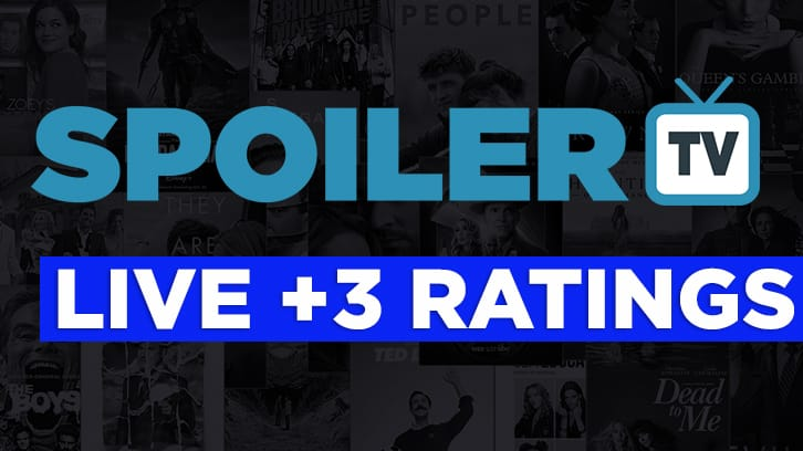 Live+3 Ratings 2020/21 *Updated 24th July 2021*