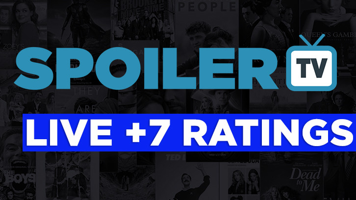 Live+7 Ratings 2020/21 *Updated 15th April 2021*