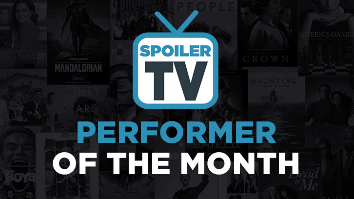 Performers of the Month - April 2021 Voting