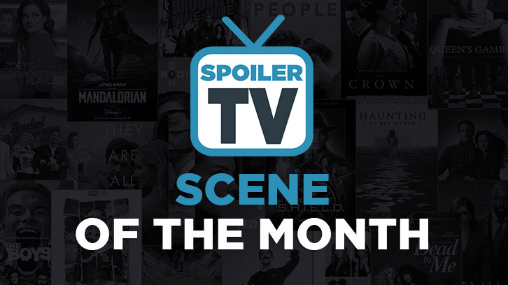 Scene Of The Month - April 2021 + POLL
