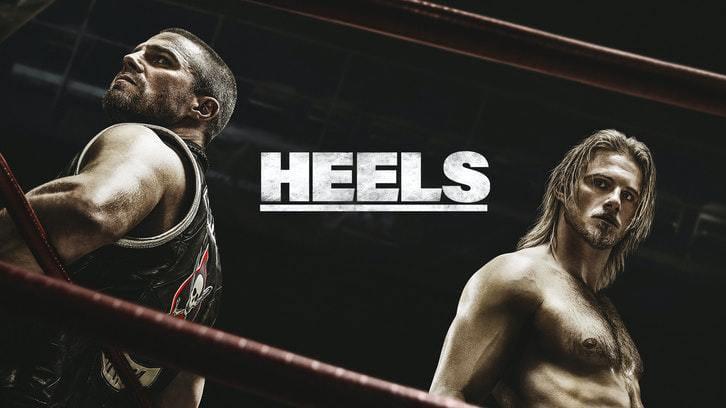 Heels - Episode 1.07 - The Big Bad Fish Man - Promo