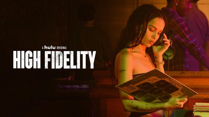 High Fidelity - Cancelled by Hulu