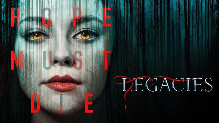Legacies - Episode 3.11 - You Can't Run From Who You Are - Promo + Press Release