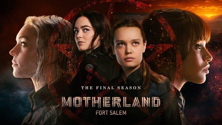 Motherland: Fort Salem - Episode 2.05 - Brianna's Favorite Pencil - Press Release