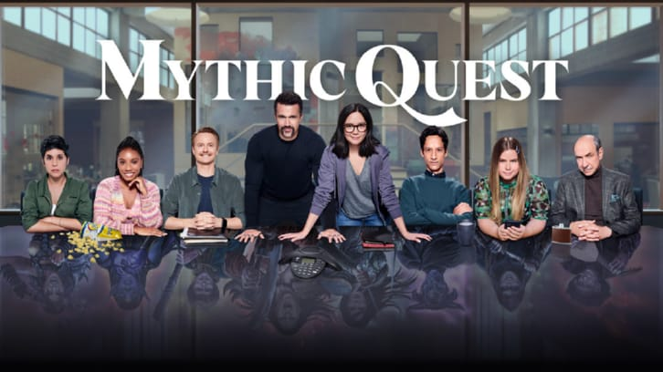 Mythic Quest - Season 2 - Promos+ Premiere Date Announced *Updated 12th April 2021*