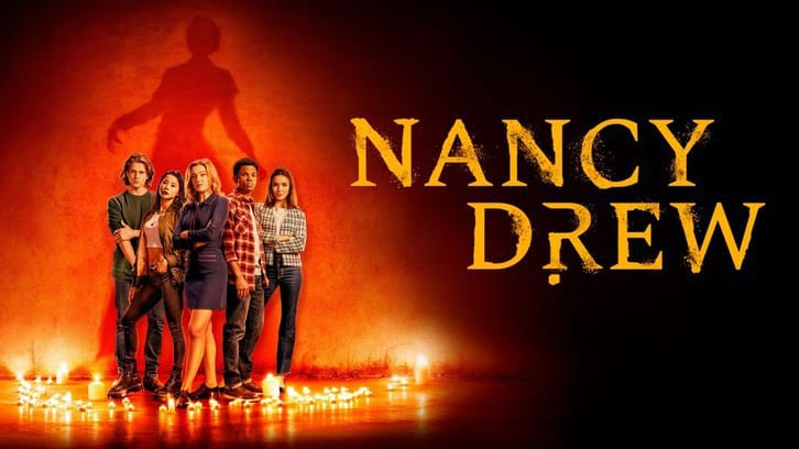 Nancy Drew - Episode 2.15 - The Celestial Visitor - Promo + Press Release