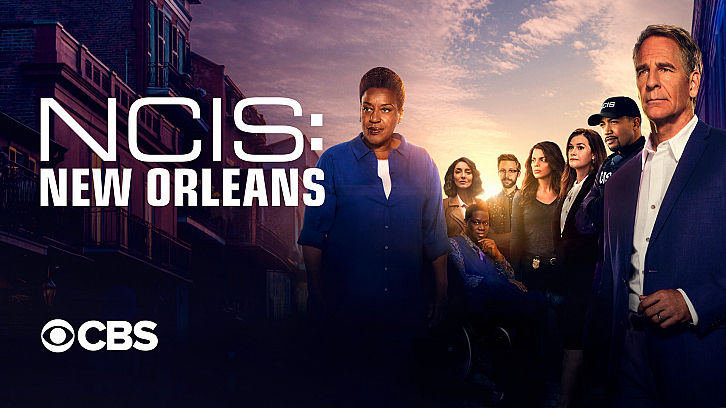 NCIS: New Orleans - Season 7 - Open Discussion + Poll *Updated 16th May 2021*