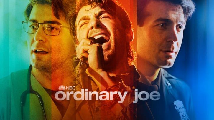 Ordinary Joe - Adam Rodriguez Set To Recur