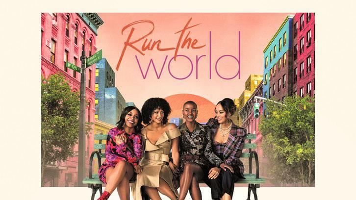 Run the World - Episode 1.06 - My Therapist Says… - Promo + Press Release