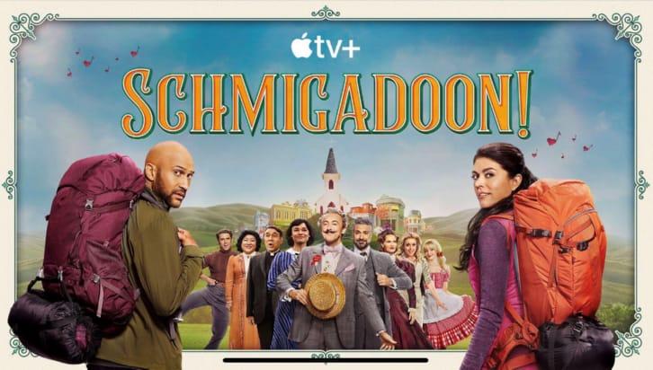 Schmigadoon - First Look AppleTV Promo + Premiere Date Announced