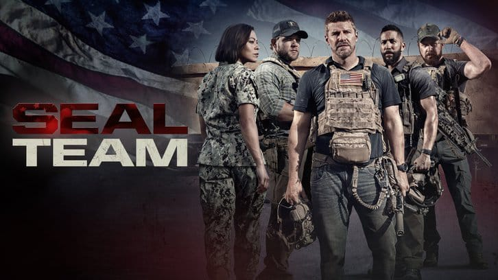 SEAL Team - Episode 4.09 - Reckoning - Promo + Press Release