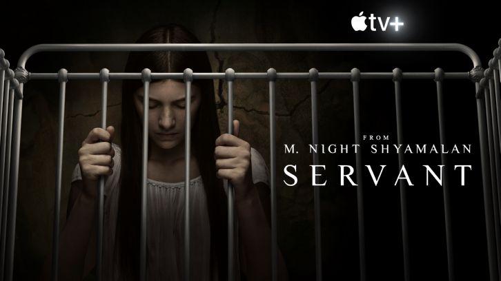 Servant - Episode 2.02 - Spaceman - Press Release