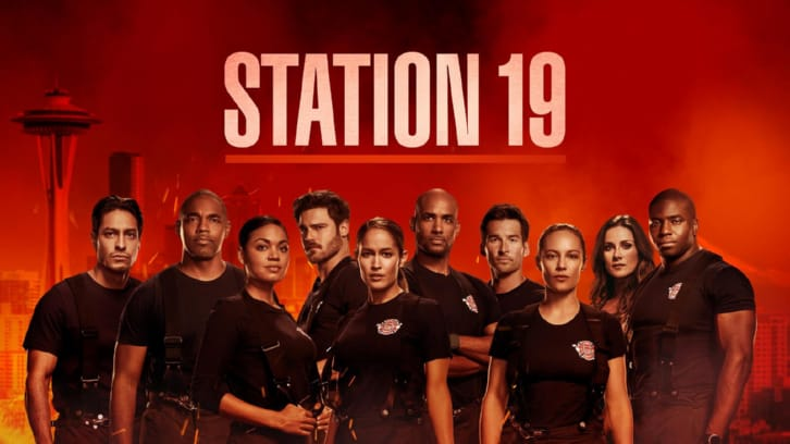 Station 19 - Episode 4.13 - I Guess I'm Floating - Press Release
