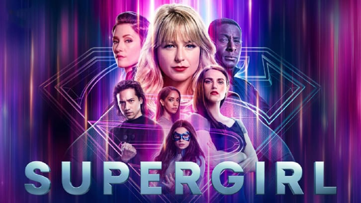 Supergirl - Season 6 - Premiere Date Announced + Promotional Posters*Updated 5th March 2021*