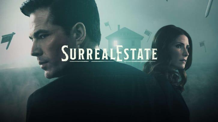 SurrealEstate - Episode 1.05 - Ft. Ghost Child - Press Release