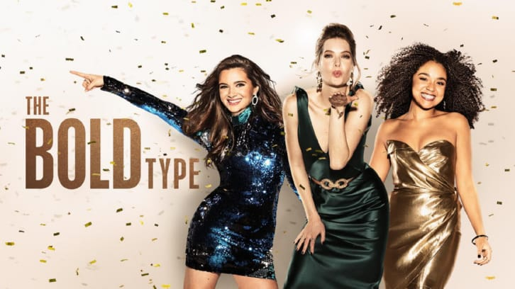 The Bold Type - Day Trippers - Review