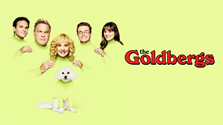 The Goldbergs - Episode 8.19 - Daddy Daughter Day 2 - Press Release