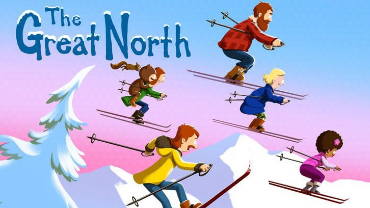 The Great North - Episode 1.10 - Game of Snownes Adventure - Press Release