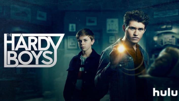 The Hardy Boys - Renewed for a 2nd Season by Hulu