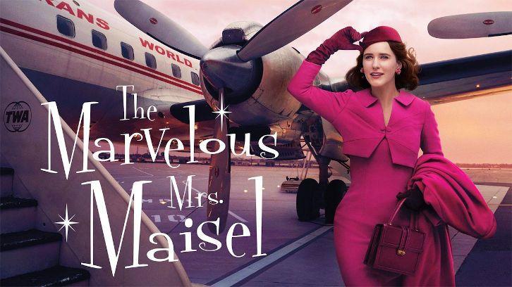The Marvelous Mrs. Maisel - Season 4 - Kayli Carter Set To Recur