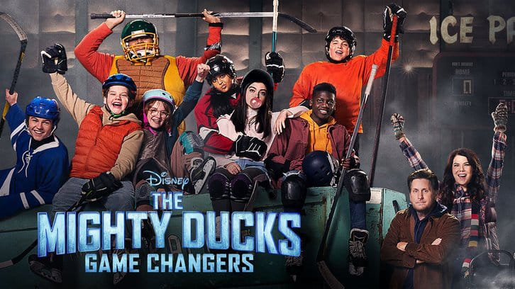 The Mighty Ducks: Game Changers - Season 1 - Open Discussion + Poll