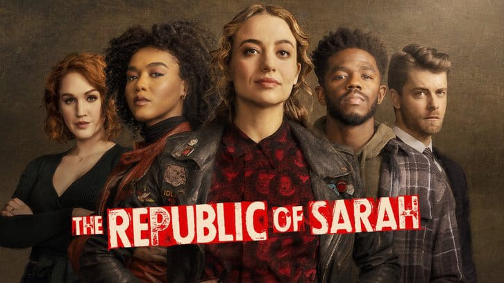 The Republic of Sarah - Episode 1.03 - The Lines Between Us - Promo + Press Release
