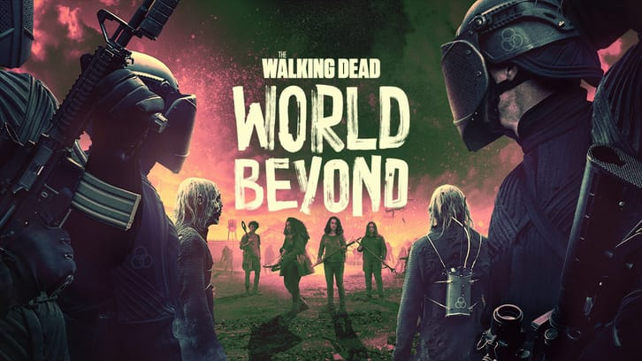 The Walking Dead: World Beyond - Episode 1.02 - The Blaze of Gory - Press Release