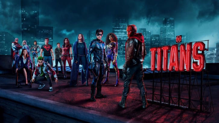 Titans - Season 3 - First Look Promo, Photos, Episode 3.01 - 3.04 - Titles + Premiere Date Announced *Updated 17th June 2021*