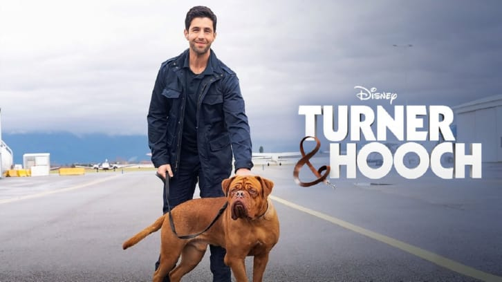 Turner And Hooch - Episode 1.02 - A Good Day To Dog Hard - Press Release