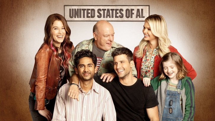 United States of Al - Episode 1.10 - Matchmaker / Roybar - Press Release