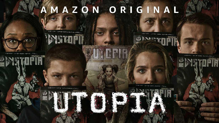 Utopia - Season 1 - First Look Promo, Promotional Photos + Character Posters