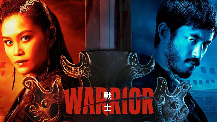 Warrior - Renewed for a 3rd Season - Moves to HBO Max