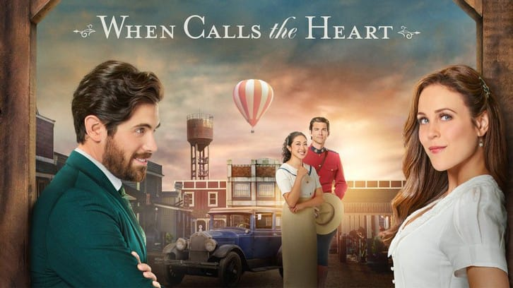 When Calls the Heart - Season 8 - Open Discussion + Poll *Updated 18th April 2021*