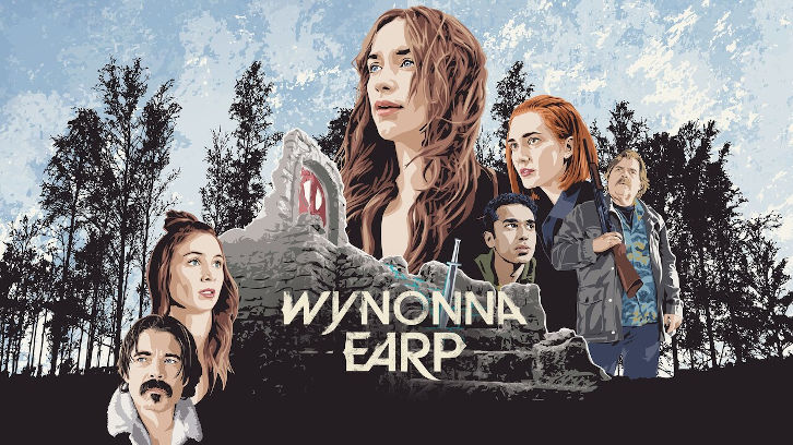 Wynonna Earp - Episode 4.08 - Hell Raisin' Good Time - Promo