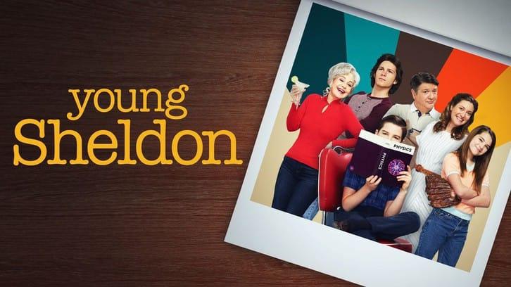 Young Sheldon - Episode 5.01 - One Bad Night and Chaos of Selfish Desires - Promo, Sneak Peeks + Press Release